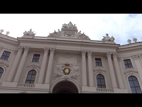 Vienna, Austria - Hofburg Palace HD (2013)
