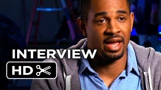 Let's Be Cops Interview - Damon Wayans (2014) - Jake Johnson Action Comedy HD