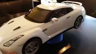 Tamiya 1/10 Scale Nissan GT-R Body Shell Painted and Finished