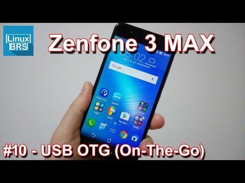 Asus Zenfone 3 Max - USB OTG (On-The-Go)