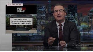 Stupid watergate (HBO) - Last Week Tonight with John Oliver (Nov 05, 2017)