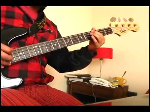 goldfinger here in your bedroom bass cover youtube 18788 | hqdefault
