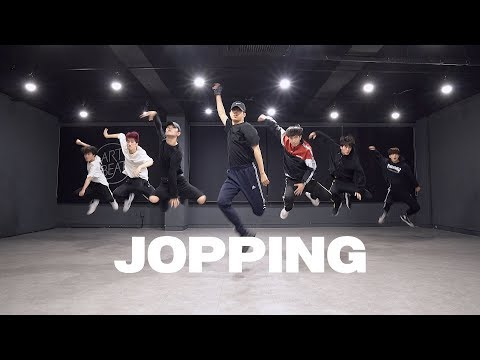 SuperM  - Jopping |  DANCE COVER  |   MIRRORED |  PRACTICE ver.