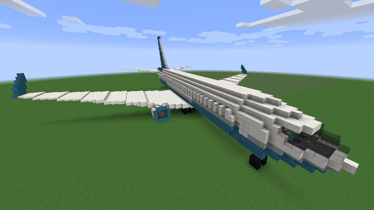minecraft plane by yazur - photo #15