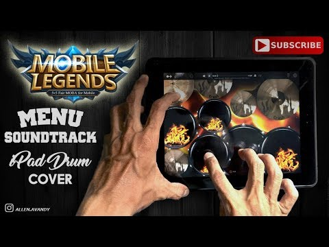 Mobile Legends - Soundtrack ( iPad Drum Cover )