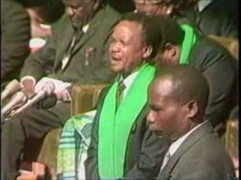 Miracle in Zambia: Prayers of the First President - A TeamZambia Films Production