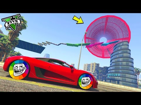 GTA 5 ONLINE 🐷 CARRERITA SUPER TROLL !!!🐷 GARE TROLL 🐷N*67🐷 GTA 5 ITA 🐷 DAJE !!!