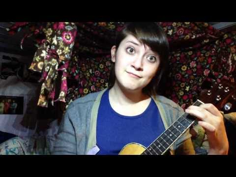 """""""You're My Honey Bunch (The Cuppy Cake Song)"""" ukulele cover"""