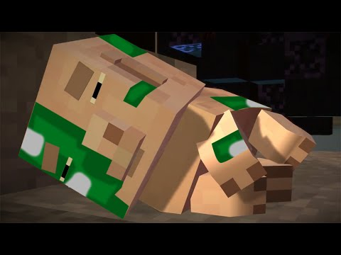 Minecraft Story Mode: REUBEN COMING BACK TO LIFE? [Episode 6 Fan Theory]