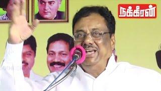 EVKS shares Jayalalitha's Election Love Story