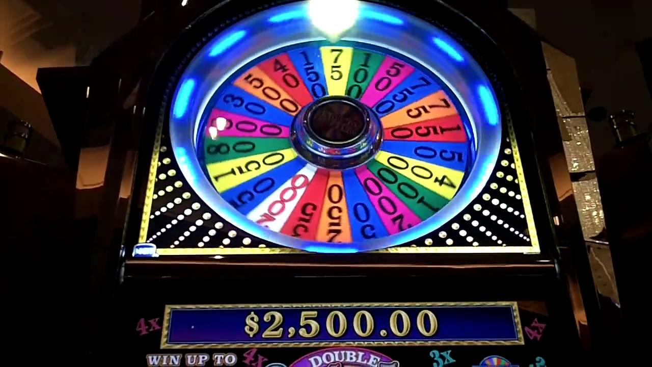 Wheel of fortune online slot machine free