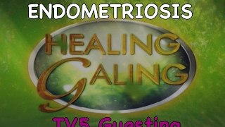 Healing Galing Guesting TV5 Endometriosis