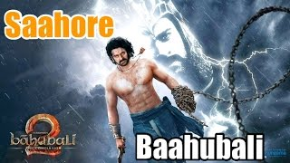 Saahore Baahubali Audio Song|| Baahubali 2 - The Conclusion || Prabhas, MM Keeravani