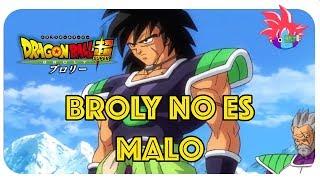 ¡Broly NO ES MALO! Entrevista a Bin Shimada. Dragon Ball Super Broly