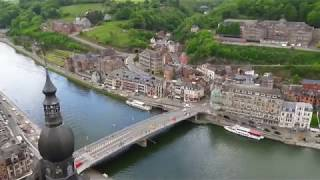 Dinant - A Belgian town on the River Meuse