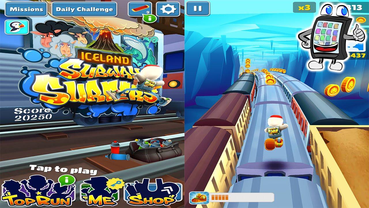 Subway Surfer Kostenlos Spielen