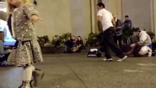 """Лия танцует под самый лучший хит """"Бьет бит"""" IOWA в исполнении iStreetband"""