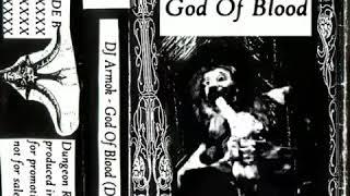 DJ ARMOK GOD OF BLOOD (DEMO) 1998
