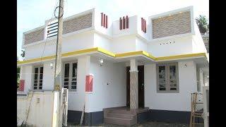 2BHK 650 Sqft house in 2.5 Cents at Kochal near Koonammavu  - 27 Lakhs