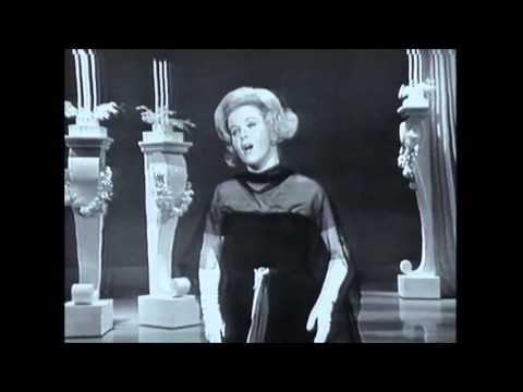 Mary Costa on The Hollywood Palace