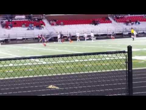 Zoe Watt score against Social Circle High School 2017