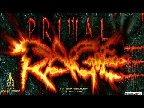 Primal Rage (Arcade) Review - Heavy Metal Gamer Show