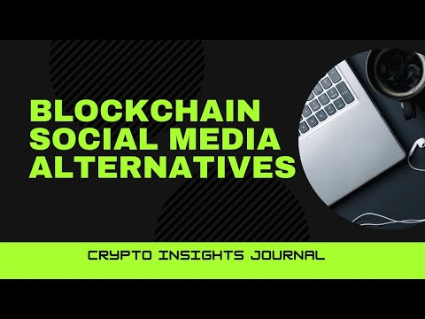 Blockchain Based YouTube, Twitter, Facebook & Chrome Alternatives You Need To Know