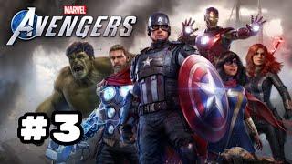 Marvel's The Avengers Walkthrough Part 3