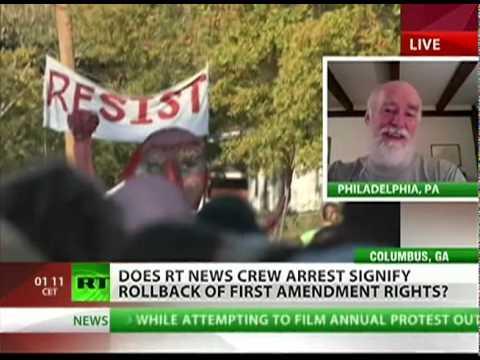 US police disregard civil liberties