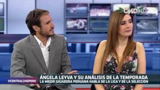 Central CMD: Entrevista a Ángela Leyva
