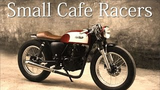 Small Cafe Racers - Suzuki GN 125 by Duong Doan's Design