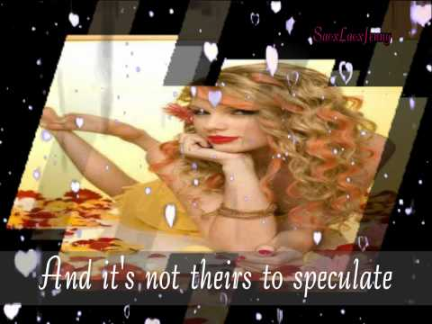 Taylor Swift - Ours Lyrics