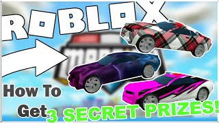 HOW TO FIND ALL THREE SECRET PRIZES IN MAD CITY! [ROBLOX]