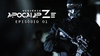 Websérie ApocalipZe Episódio 01 - Ataque Bioterrorista