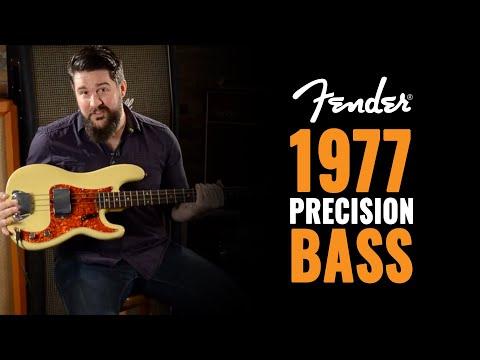 1962 Fender Precision Bass Blonde