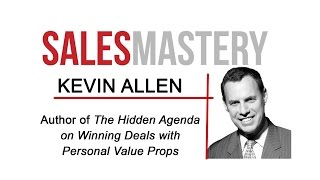 How to Create a Value Proposition using 'The Hidden Agenda'