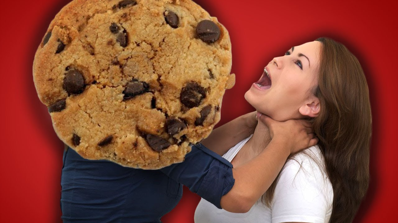Man Strangles Woman Over Cookie Breakfast - YouTube