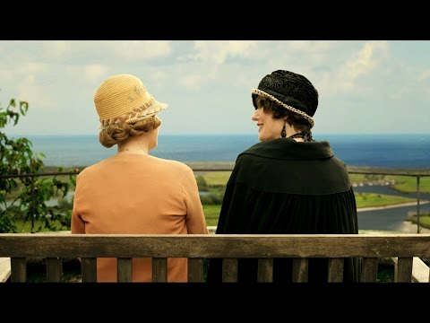 Mapp and Lucia talk terms - Mapp and Lucia: Episode 1 Preview - BBC One Christmas 2014