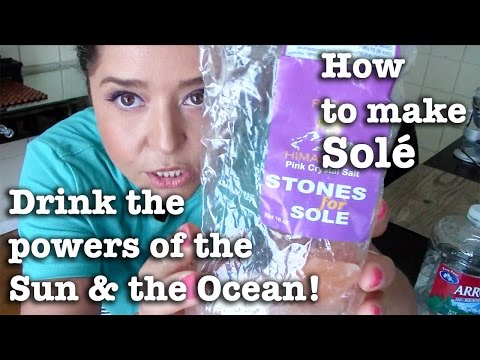 How to prepare solé. Taking in the power of the Sun and the Ocean.
