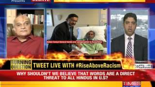 The Newshour Debate: Rise Above Racism America - Full Debate (17th Feb 2015)