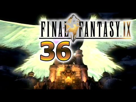 Let's Play Final Fantasy IX #36 - Kuja wirft ein Auge auf Alexandria [Blind | Deutsch]