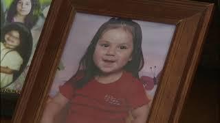 Murdered girl's mom reads daughter's last letter