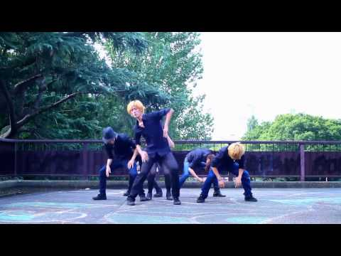 HD【Nyantaro】【にゃんたろ】高速_腐れ外道とチョコレゐト_踊ってみた【Project】