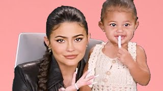 Stormi Begs Kylie Jenner To We…