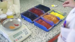 Производство керамической плитки Oset от