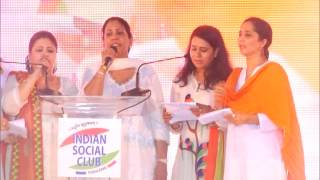 004 Welcome Bollywood Song by Indian Women