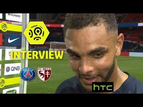 Interview de fin de match : Paris Saint-Germain - FC Metz (3-0