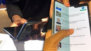 Samsung Galaxy Fold: First Impressions (Hands-On)