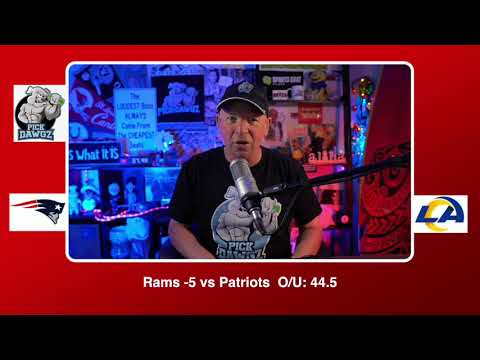 Los Angeles Rams vs New England Patriots 12/10/20 NFL Pick and Prediction Thursday Week 14 NFL