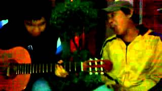Jemu-Koes Ploes Cover by Imam and Sandi.flv
